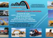 Montacargas y Telehandler Transruta 2019