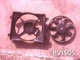 Aspa y base de electroventilador elantra (usado)