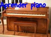 Clases de piano o teclado eléctrico.