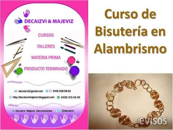 127237b8b45a Curso de bisuteria en alambrismo en Caracas - Cursos / Clases | 181480