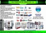 Tecnico en nevera,lavadora,secadora,aire,cocina