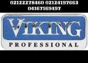 Servicio tecnico autorizado viking neveras congeladores  viñeras cocinas  02124197663