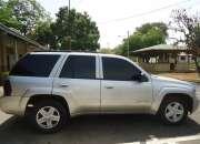 venta de bella camioneta trail blazer 2007 en cabimas