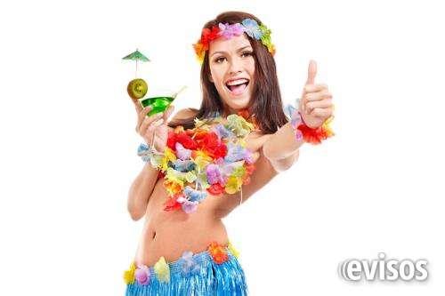 Show aloha hawaiano para fiestas temáticas en maracaibo,