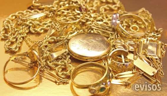 Compra y venta de oro al mejor precio