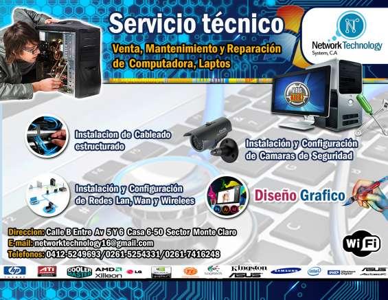 Network technology ca