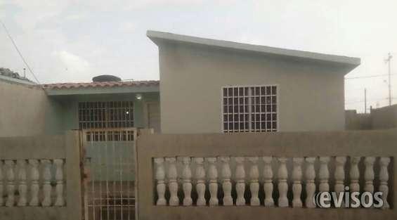 Vendo casa en villa baralt via la concepción