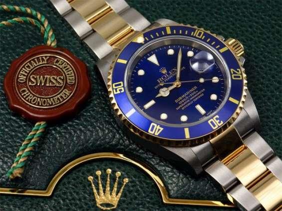 Compro reloj de marca como rolex ,y pago bien llame cel whatsapp 04149085101 caracas ccct