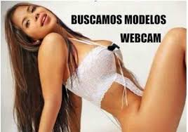 Se solicita chica para trabajar como webcamers