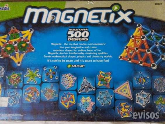Se vende set magnetix 250 piezas
