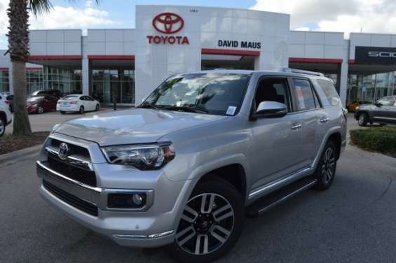 Toyota for runner 4x4 2017 ok, 289.531.912,00