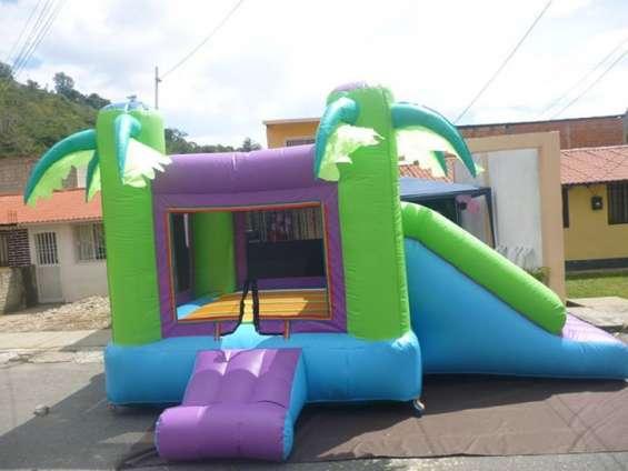 Castillos inflable medidas 5m por 4 m