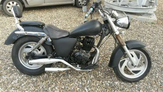 Vendo o cambio moto unico tiger chopper