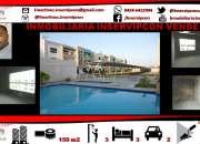 Se venden apartamento en la espectacular residencias villa veneto en ciudad ojeda