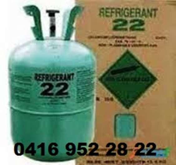 A la venta gas r134a y r22 04169522822 lara