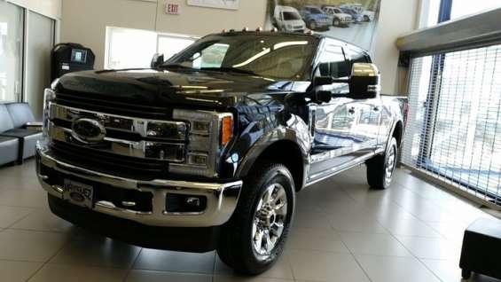 Ford super dutty 2017 automatica
