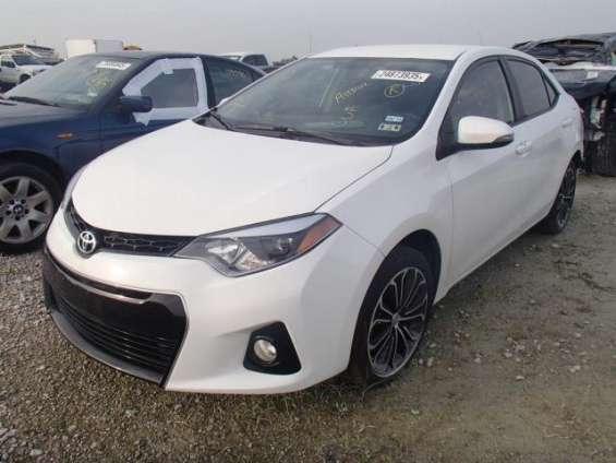 Toyota corolla financiada 0km