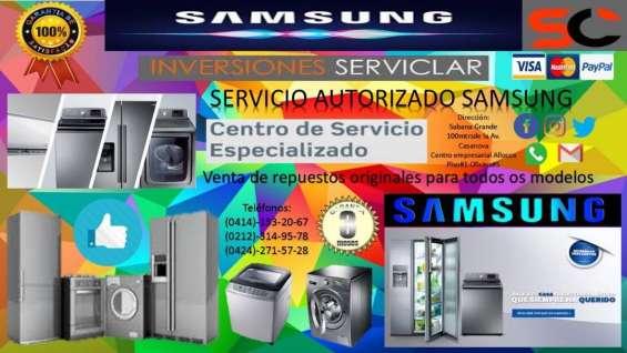 Centro de servicio tecnico autorizado samsung 04242715728