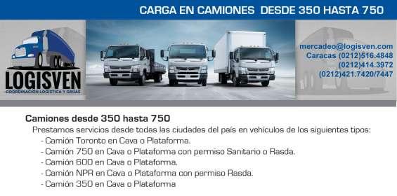 Fotos de Transporte de carga de tractocamiones - contenedores de 20 pies 3