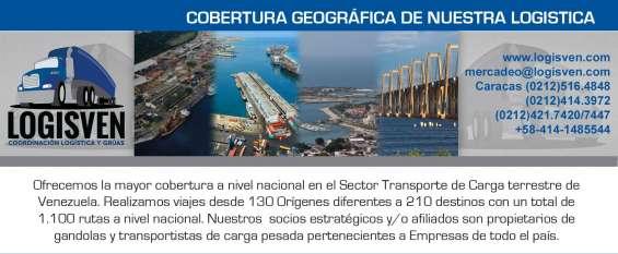 Fotos de Transporte de carga de tractocamiones - contenedores de 20 pies 2