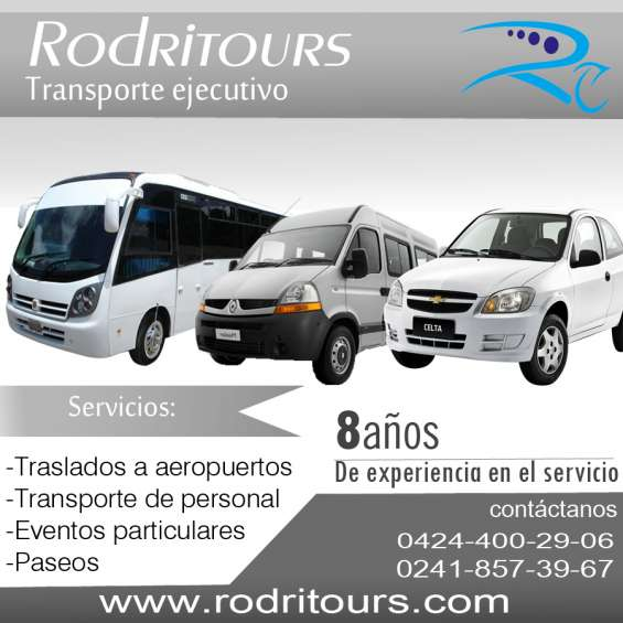 rodritours . te brindamos el mejor servicio, organización y puntualidad en nuestros traslados. capacidad de cubrir las necesidades de nuestros clientes.