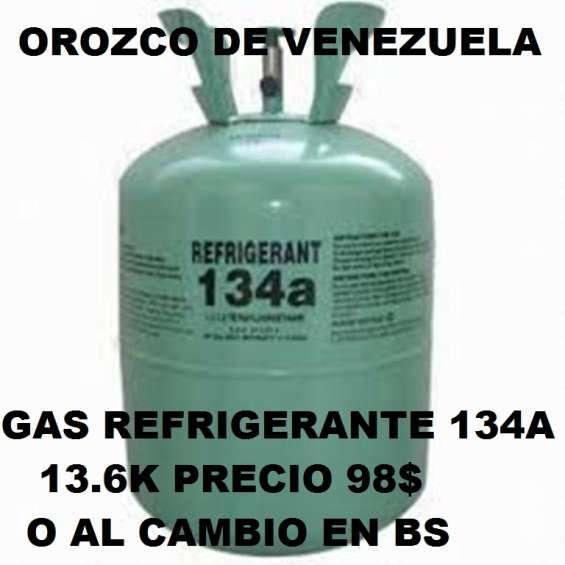 Multiservicios orozco de venezuela 04169522822 refrigerante r134a r22 13.6k al mayor y d