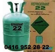 R22 134a barato recargamos gas refrigerante por kilos en tu cilindro también venta
