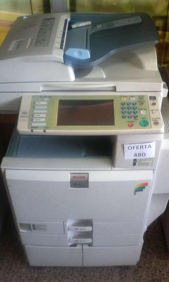 Te vendo las siguientes fotocopiadoras ful repotenciadas