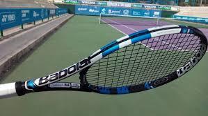 Raqueta de tennis profesional babolat