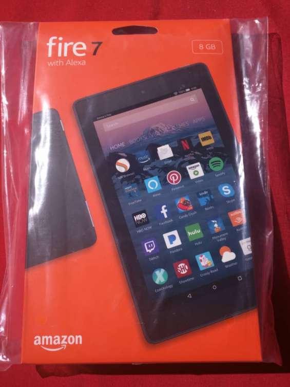 Tablet amazon kindle fire 7(8va gen) wifi 8gb 1gb ram