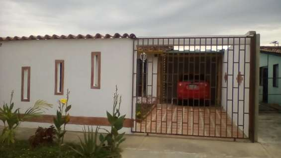 Vendo Bella Casa Urb Terrazas De Santo Domingo Barinitas En