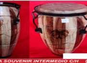 Instrumentos musicales variedad de tambores