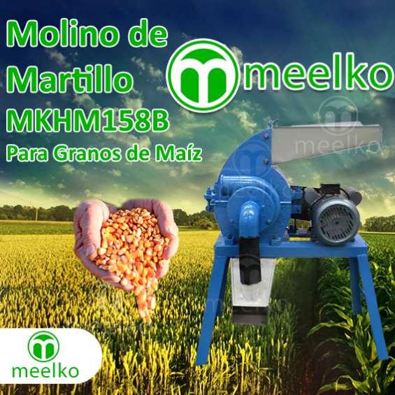 Molino de martillo mkhm158b meelko