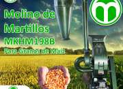 Molino de Martillos MKHM198B Meelko