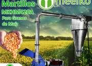 Molino de Martillos MKMH420A Meelko