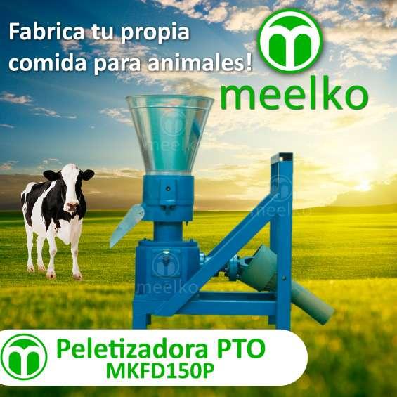 Fotos de Peletizadora pto mkfd150p meelko 1