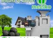 Prensa de Briquetas MKBC06 Meelko