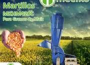Molino de Martillo MKHM420C Meelko