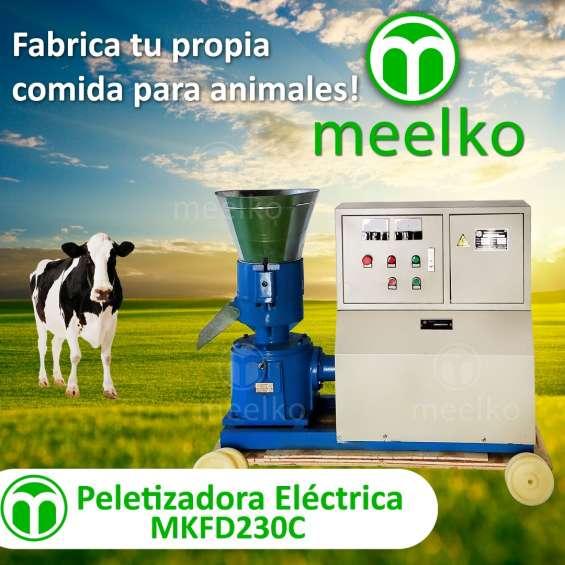 Fotos de Peletizadora electrica mkfd230c meelko 1