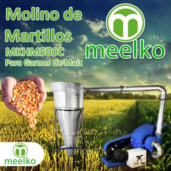 Fotos de Molino de martillos mkhm500c meelko 1