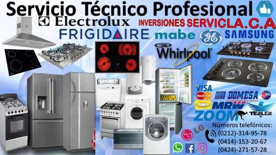 Disponible tecnico de neveras lavadoras secadoras cocinas (reparaciones)