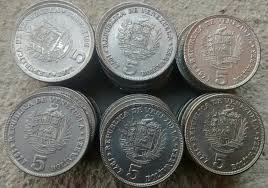 Compro denominaciones 1bs 2bs 5bs anteriores a 1988