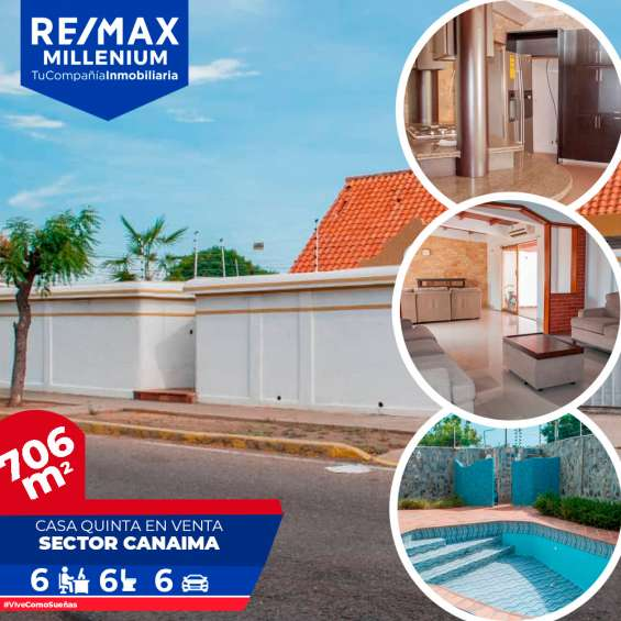 Casa venta maracaibo canaima 180919