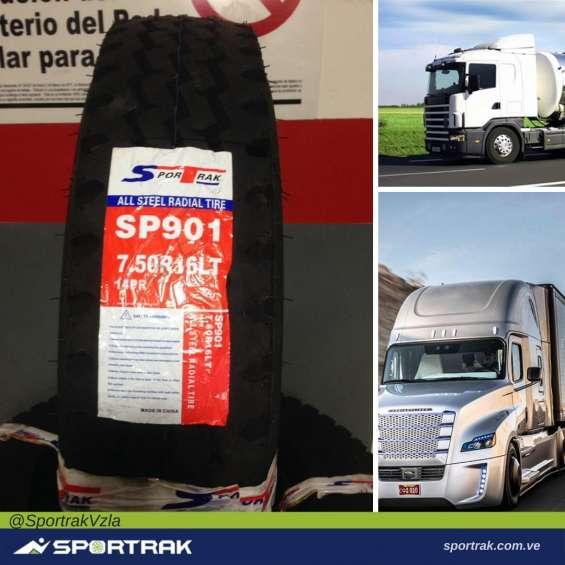 Caucho 295/80r22.5-18pr camion autobus sportrakvzla