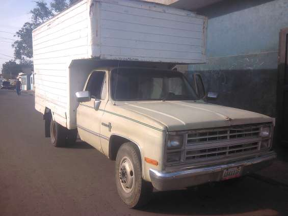 Camion chevrolet 350