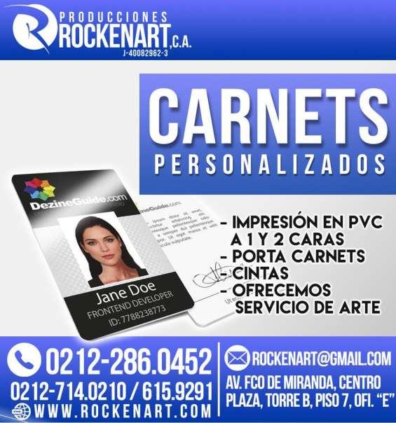 Carnets personalizados