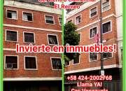 VENDO APARTAMENTO TIPO ESTUDIO (EJECUTIVO) EN CARACAS