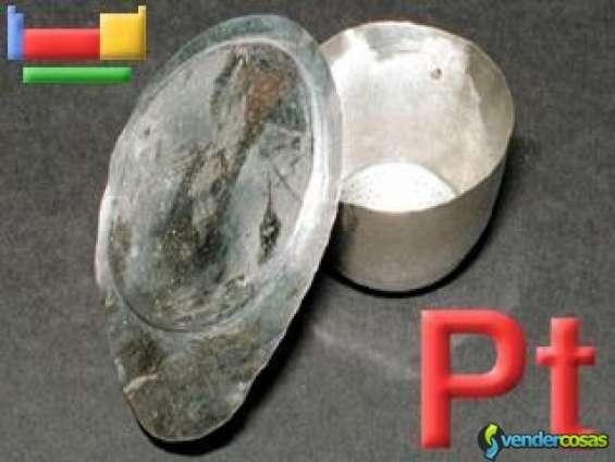 Compro platino y pago bien llame whatsapp 0414.908.51,01 caracas