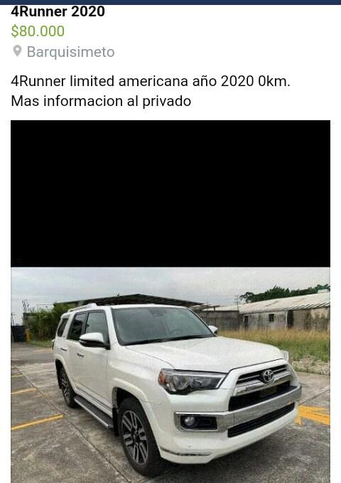 4runner 2020